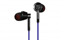 Наушники Xiaomi 1MORE Single Driver In-Ear Headphones, синии