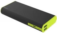 Аккумулятор внешний универсальный Rock Power Bank Cola Series 10000mAh, черный