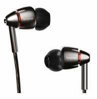 Наушники 1MORE E1010 Quad Driver In-Ear Headphones, серые
