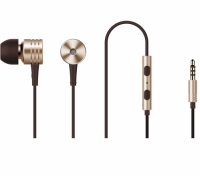 Наушники 1MORE E1003 Piston Classic In-Ear Headphones, золотые