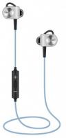 Беспроводные bluetooth стерео-наушники Meizu EP51, голубые