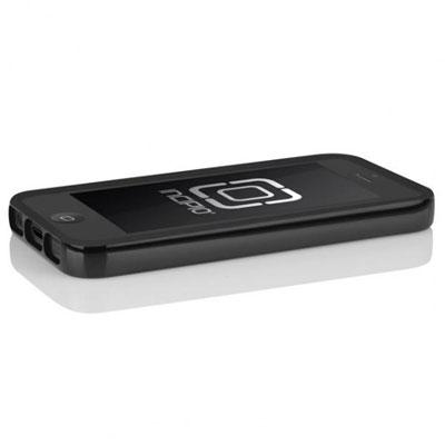 Чехол подставка Incipio KickSnap для iPhone 5/5S/5SE Black