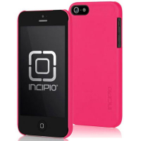 Чехол Incipio Feather для Iphone 5/5S/5SE (розовый)