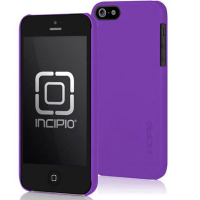 Чехол Incipio Feather для Iphone 5/5S (фиолетовый)