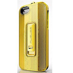 Чехол Musubo Nightwalker для Iphone 5/5S/5SE, желтый