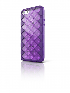 Чехол Musubo Diamond для Iphone 5/5S/5SE, фиолетовый