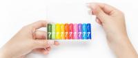Батарейки Xiaomi Rainbow ZI7 типа AAА