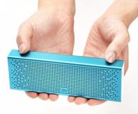 Портативная bluetooth колонка Xiaomi (Mi) Mini Square Box 2, голубой