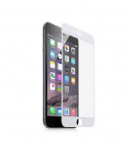 Защитное стекло на экран Momax Glass Pro+ Full Frame для iPhone 6S Plus/ iPhone 6 Plus белое