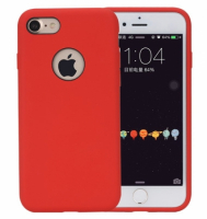 Чехол Rock Touch Series Silicone для Apple iPhone 7, красный