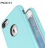 Чехол Rock Touch Series Silicone для Apple iPhone 7, бирюзовый