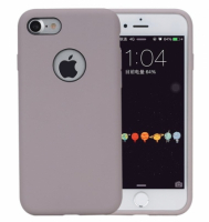 Чехол Rock Touch Series Silicone для Apple iPhone 7, бледно-фиолетовый