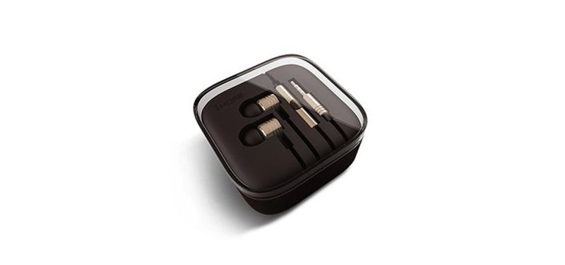 Наушники 1MORE E1003 Piston Classic In-Ear Headphones, серые
