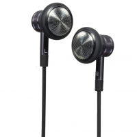 Наушники 1MORE EO320 Single Driver In-Ear EarPods Headphones, серые