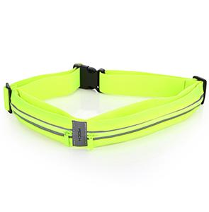 Чехол-сумка поясная Rock Sports Waist Bag для телефонов, зеленая