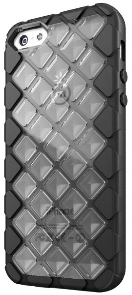 Чехол  Musubo Diamond для Iphone 5/5S/5SE, черный