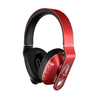 Беспроводные накладные наушники 1MORE MK802 Bluetooth Over-Ear Headphones, красные