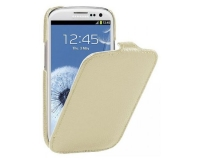 Чехол Vetti Craft Slimflip Normal Series для Galaxy S3 Хаки