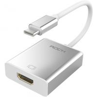 Адаптер с Type-C на HDMI Rock