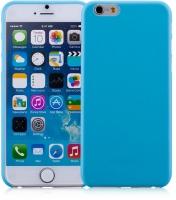 Чехол пластиковый Momax Membrane Case 0.3 mm для Apple iPhone 6 Plus, голубой