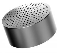 Портативная Bluetooth колонка Xiaomi Mi Portable Round Box, серая
