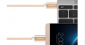 Кабель плетеный USB Type-C/USB Type-C MOMAX Elite Link, серебристый