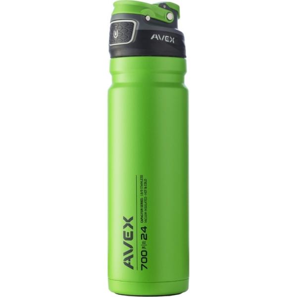 Термокружка Contigo Avex Freelfow 700 мл, зеленая