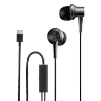 Наушники Xiaomi Mi ANC Type-C In-Ear Earphone, черные
