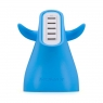 Сетевой блок питания Momax U.Bull 5-port USB Charger, голубой
