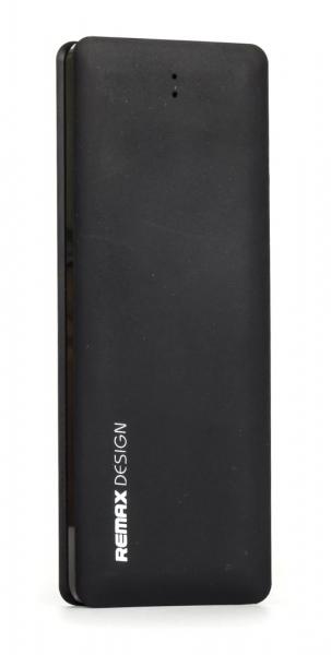 Аккумулятор внешний универсальный Remax Candy PowerBox 5000 mAh, черный