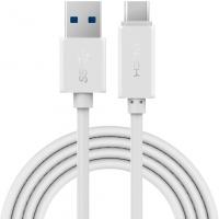 Кабель USB Type-C Rock, белый
