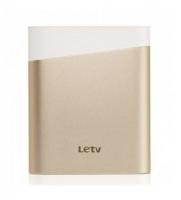 Внешний аккумулятор Power Bank LeTV 13400 mAh c поддержкой Quick Charge 2.0, золотой