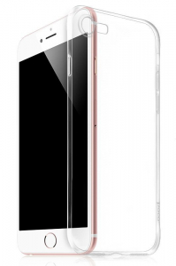 Чехол силиконовый Hoco Light Series TPU для Apple iPhone 7 Plus, прозрачный