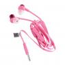 Наушники Xiaomi Piston Basic Edition, розовые