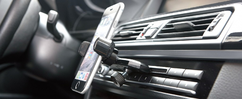Держатель автомобильный Onetto CD Slot Mount One Handed в CD-Rom