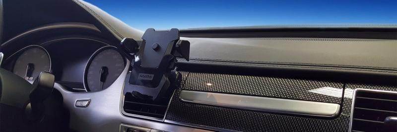 Держатель автомобильный Onetto Vent Mount Easy One Touch в воздуховод