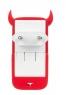 Сетевое зарядное устройство Momax U.Bull с поддержкой Quick Charge 2.0 , красное