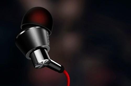 Наушники 1MORE Single Driver In-Ear Headphones, красные