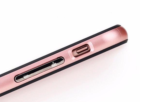 Чехол Rock Royce Kickstand с подставкой для iPhone 7, розовый