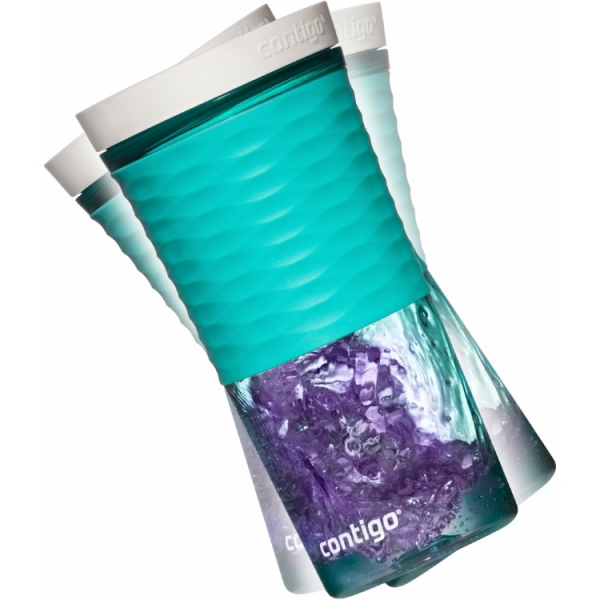 Шейкер Contigo Shake&Go 530 мл, голубой
