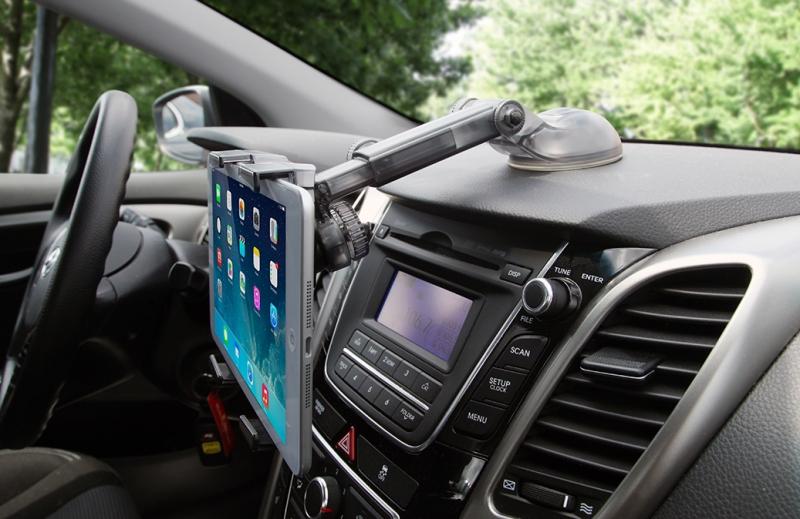 Держатель автомобильный  для планшета Onetto Universal Tablet Mount Easy Smart Tab 2