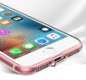 Чехол силиконовый Rock Pure Series для iPhone 7 Plus, прозрачный