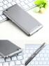 Чехол силиконовый для Xiaomi Redmi 3 в техпаке, серый