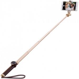 Монопод и трипод Momax Selfie Pro Selfie Pod 90 см KMS4, золотой