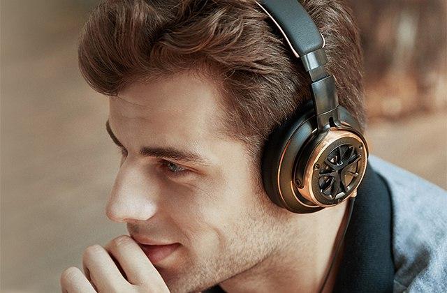 Наушники накладные 1MORE H1707 Triple Driver Over-Ear Headphones, черные