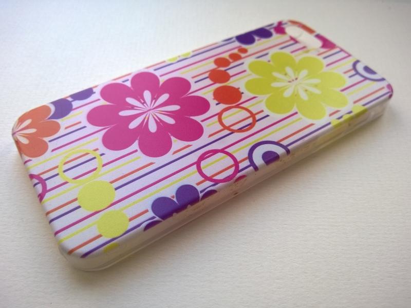 Накладка супертонкая для iPhone 5/5S/5SE вид 172