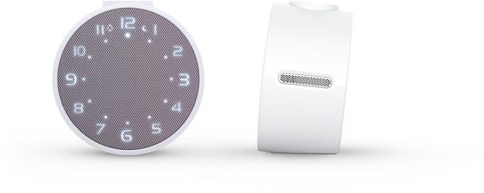 Портативная колонка-будильник Xiaomi Mi Music Alarm Clock