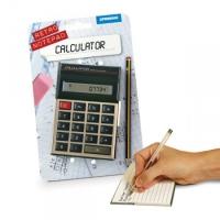 Блокнот - ретро калькулятор