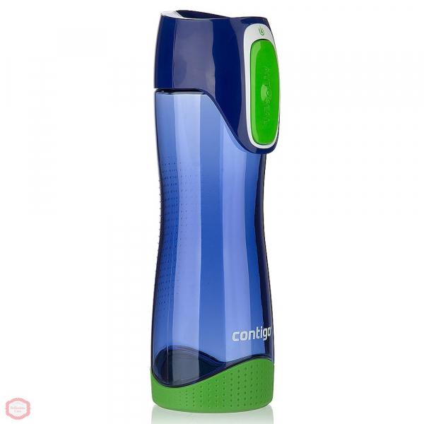 Бутылка для воды Contigo Swish, синяя