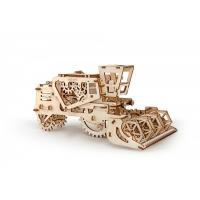 Механический 3D-пазл UGears Комбайн